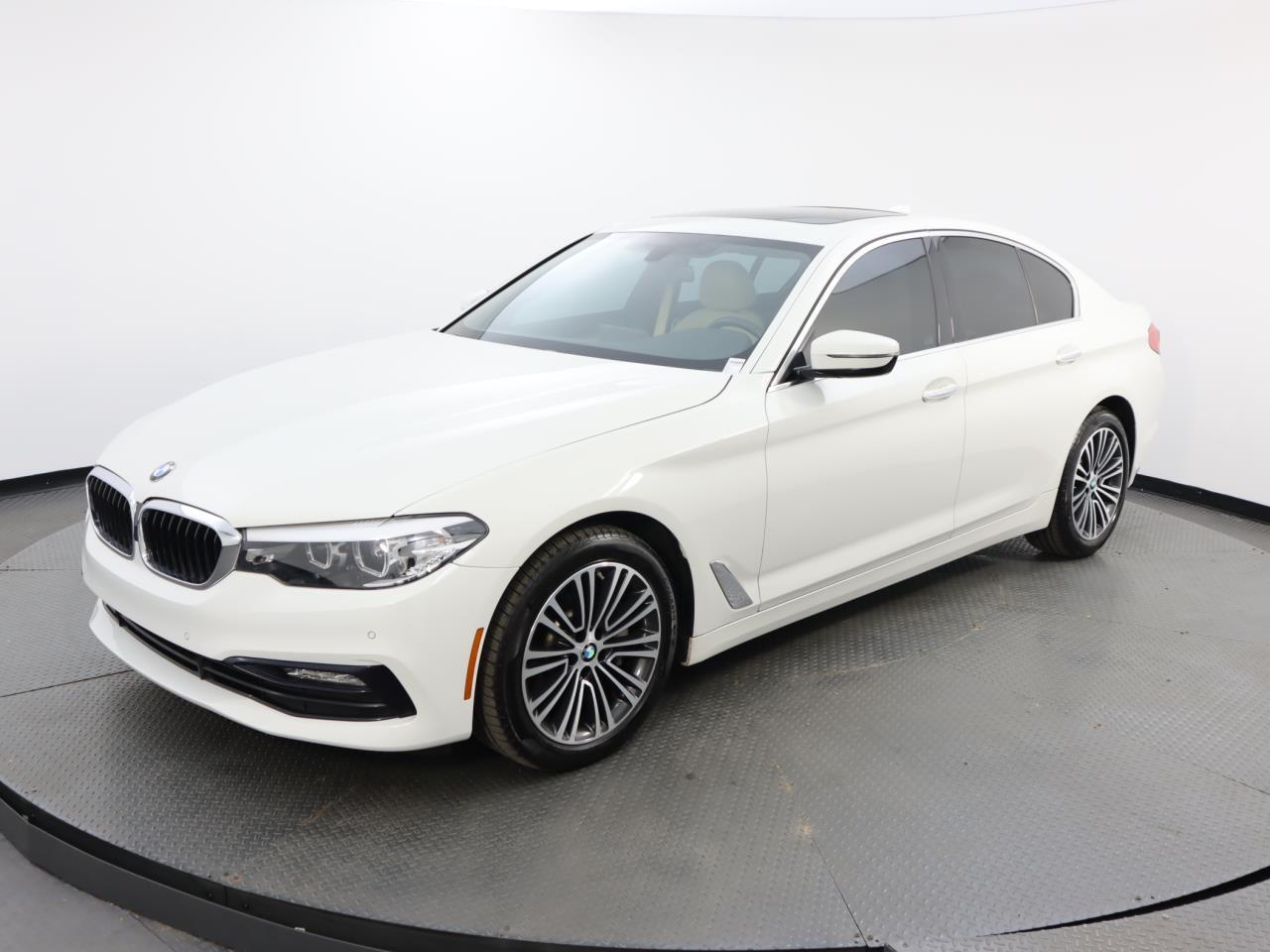 Used BMW 5-SERIES 2018 MIAMI 530I