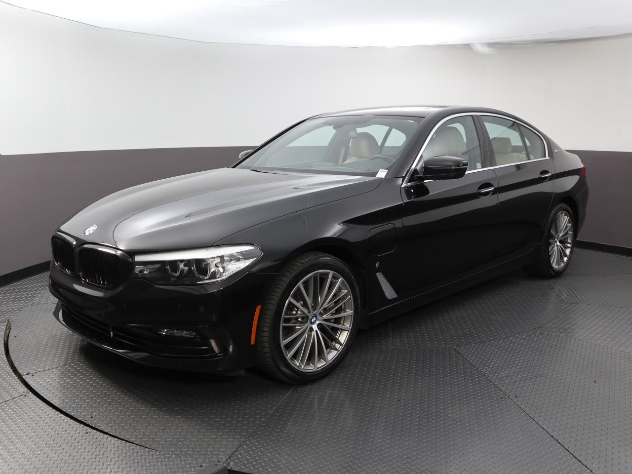Used BMW 5-SERIES 2018 WEST PALM 530E IPERFORMANCE