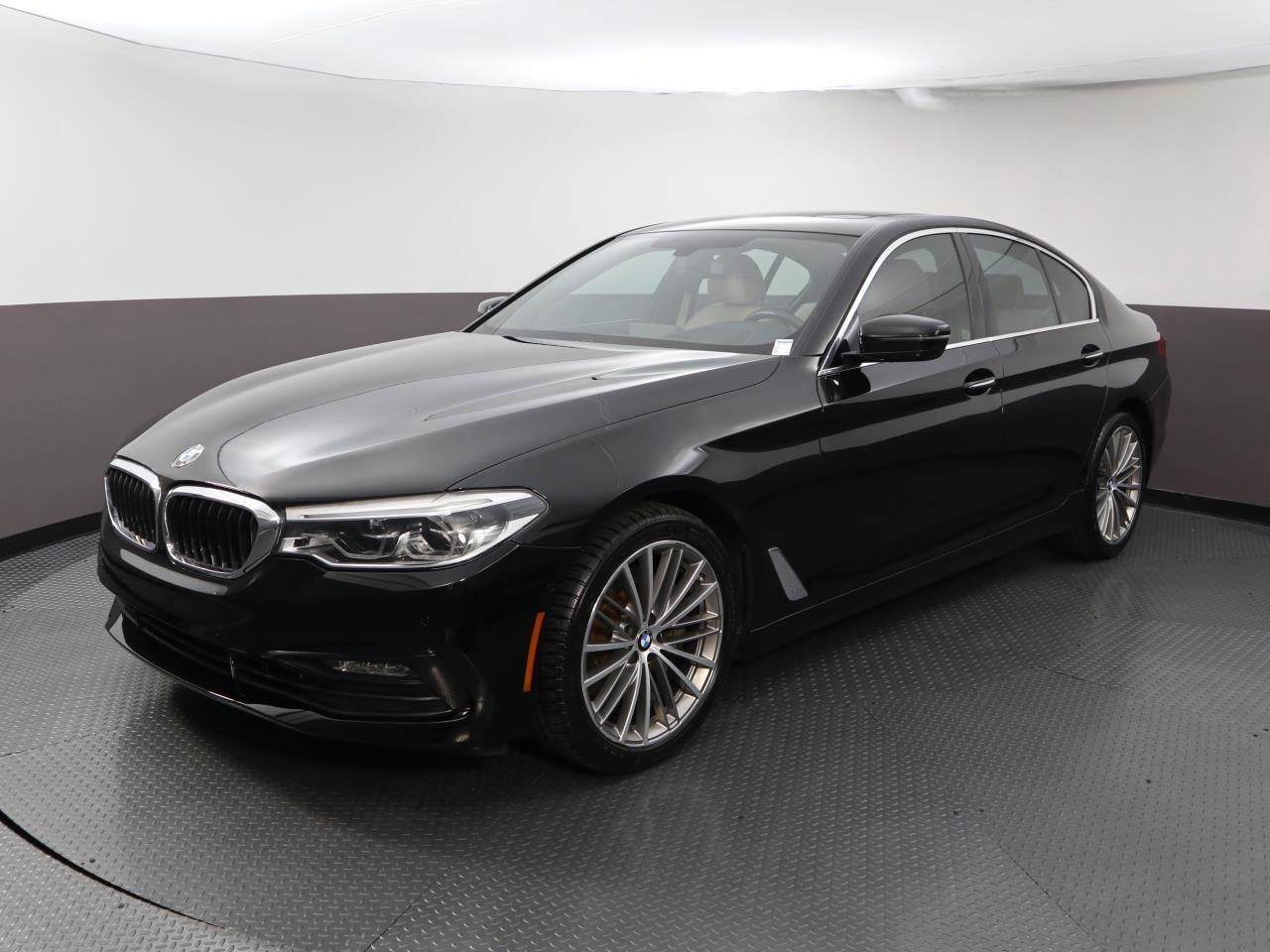 Used BMW 5-SERIES 2017 MARGATE 540I