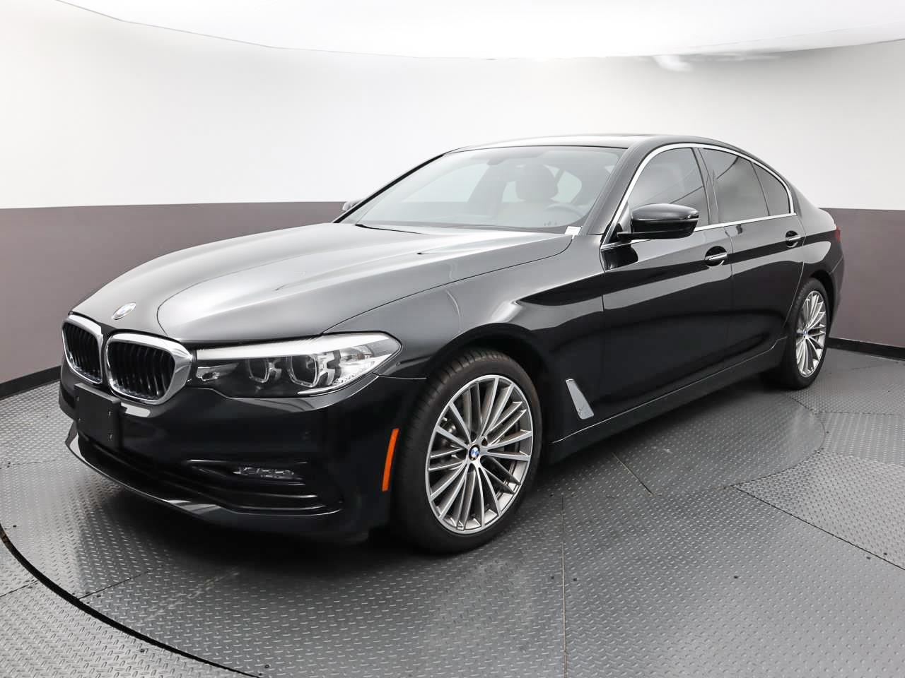 Used BMW 5-SERIES 2018 WEST PALM 540I