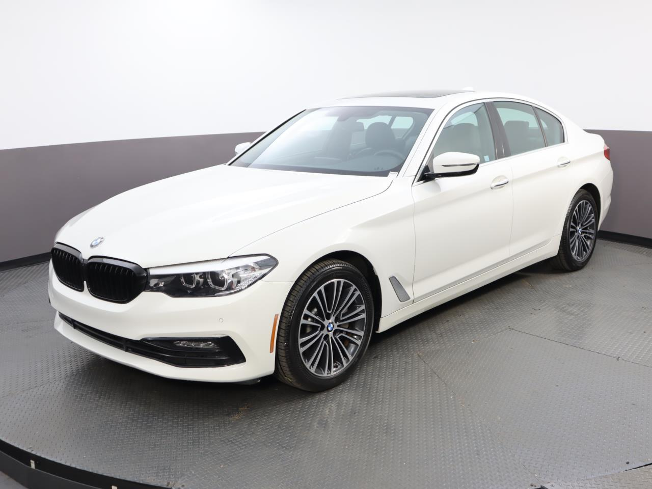 Used BMW 5-SERIES 2018 MIAMI 540I