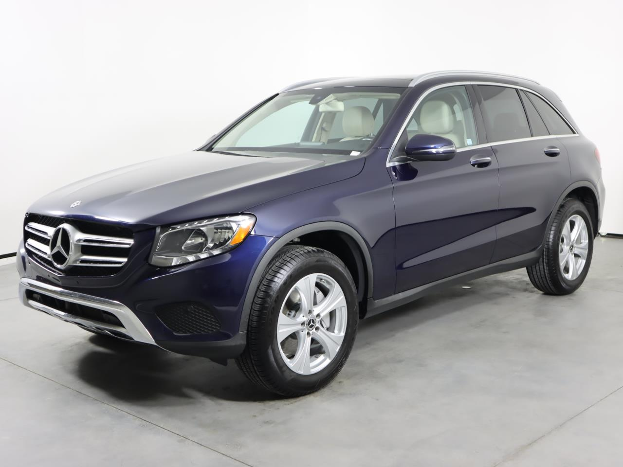 Used MERCEDES-BENZ GLC 2017 SAN ANTONIO GLC 300