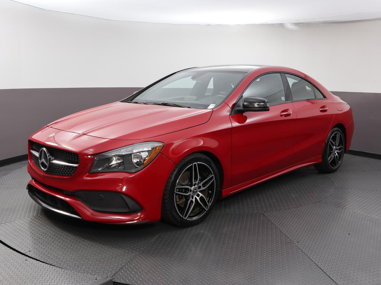 Used MERCEDES-BENZ CLA 2018 WEST PALM CLA 250