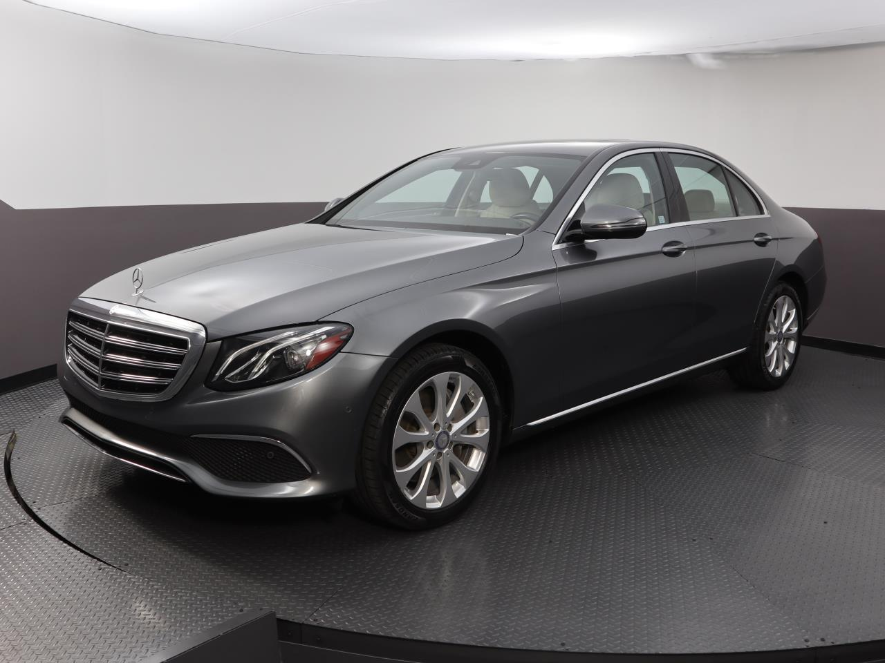 Used MERCEDES-BENZ E-CLASS 2017 WEST PALM E 300 LUXURY