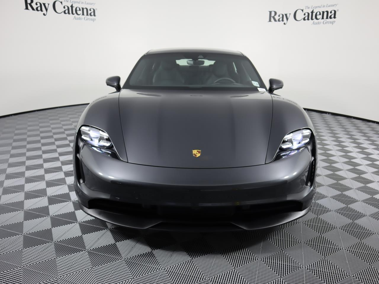 Pre-Owned 2020 Porsche Taycan 4S