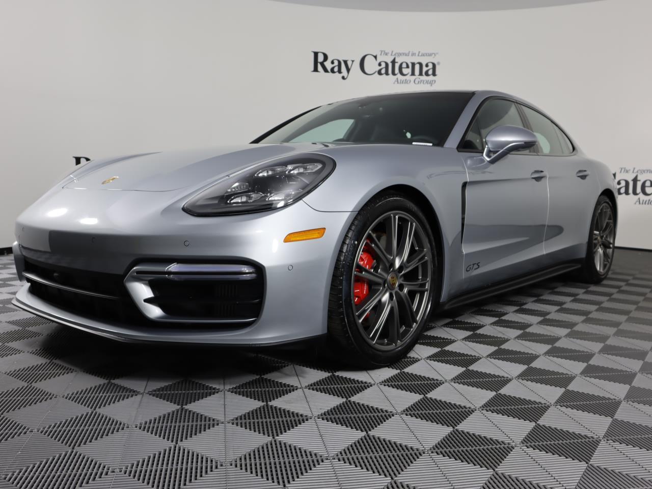 New 2021 Porsche Panamera GTS