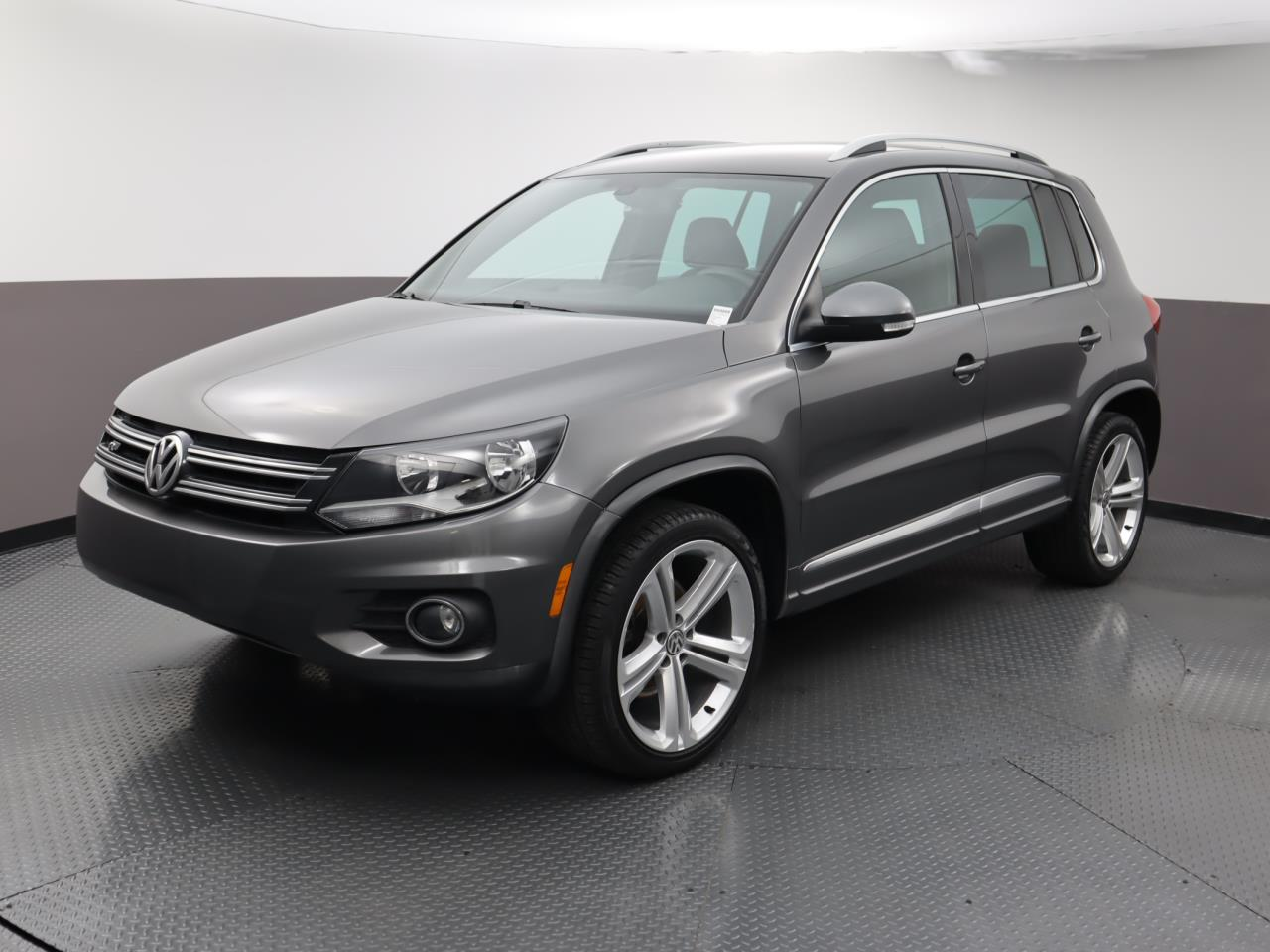 Used VOLKSWAGEN TIGUAN 2016 WEST PALM R-LINE