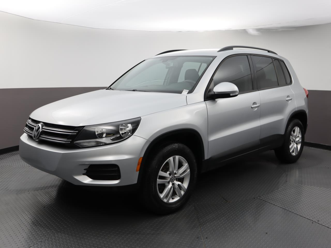 Used VOLKSWAGEN TIGUAN 2017 WEST PALM S
