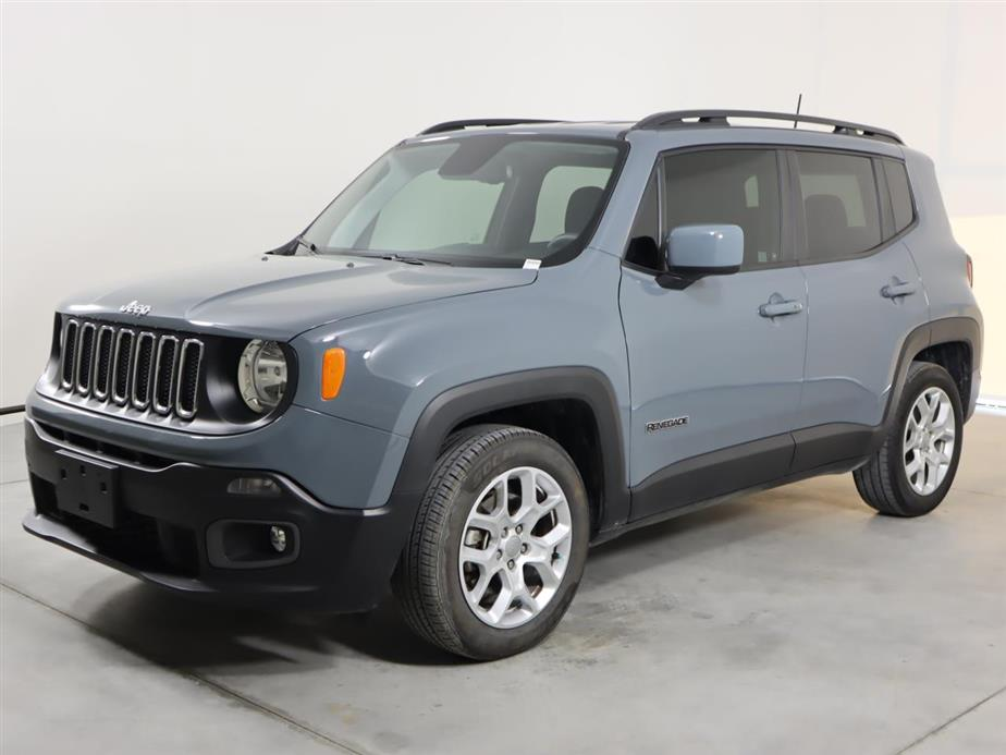 Used JEEP RENEGADE 2018 SAN ANTONIO LATITUDE