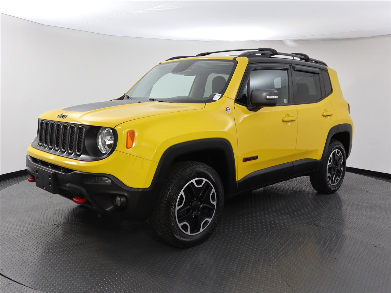 Used JEEP RENEGADE 2015 WEST PALM TRAILHAWK