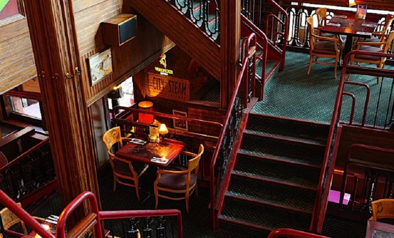 City Steam Brewery Cafe Hartford