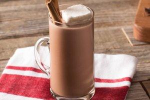 Bourbon Hot Chocolate