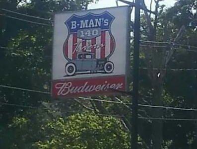B-Man's 140 Tavern
