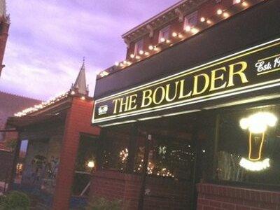 Boulder Cafe