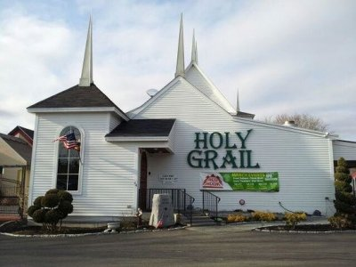 The Holy Grail Food & Spirits