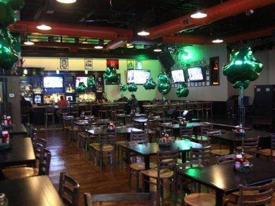 The Shamrock Bar & Grill