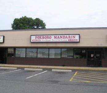 Foxboro Mandarin
