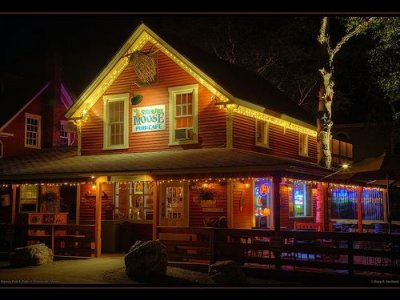 Stress Free Moose Pub & Cafe