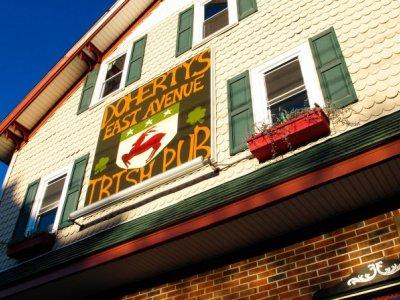 Doherty's East Ave Irish Pub