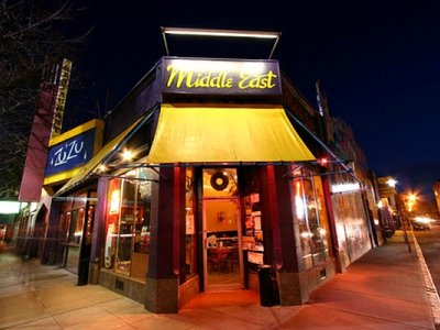 The Middle East Restaurant and Nightclub
