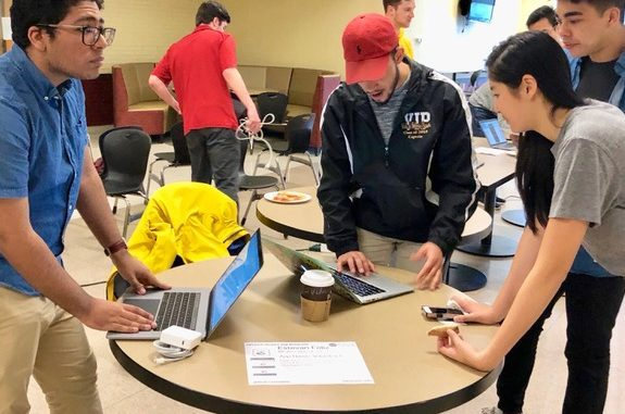 Students to Display Developments at Swift App Showcase