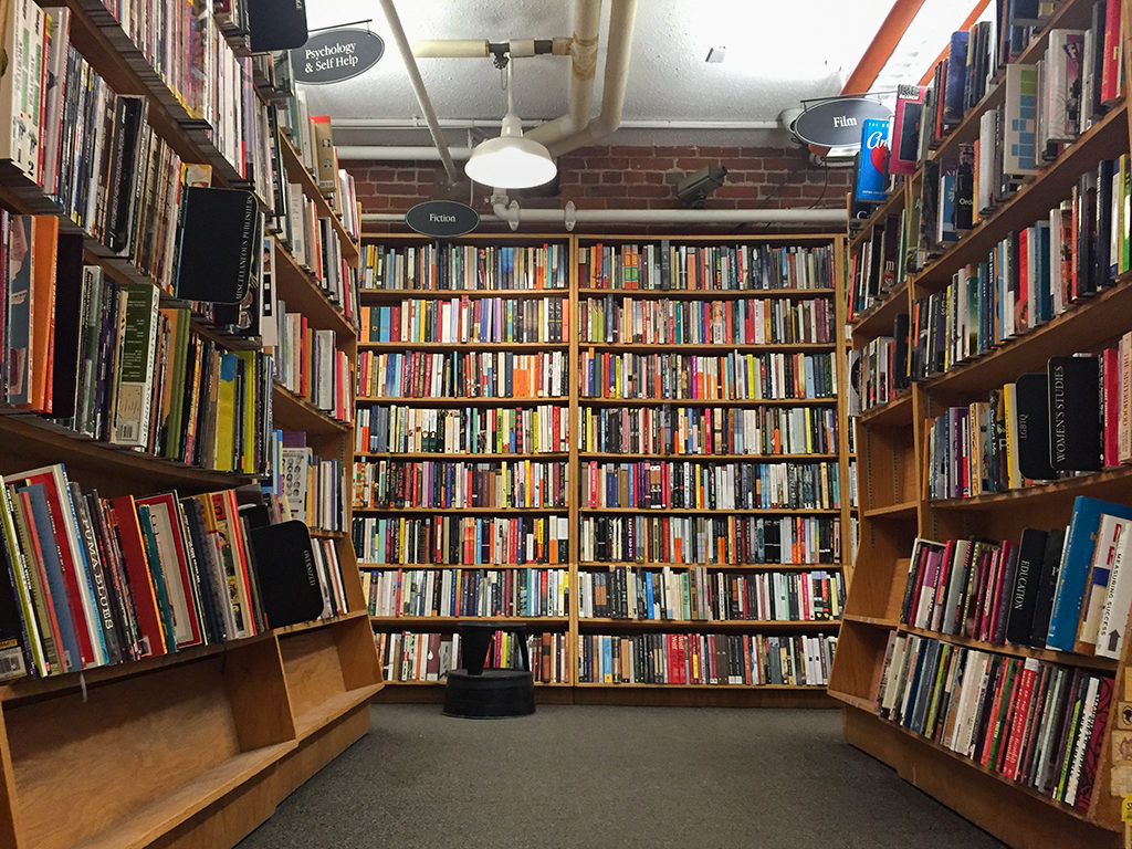 Finding Tradition and Tranquility Inside Harvard Book Store