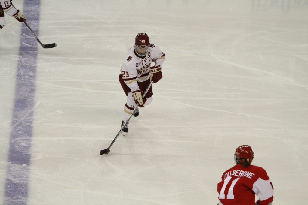 Andie Anastos Joins Women's Hockey as Assistant Coach