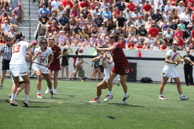 In 2017 Rematch, Maryland Deals BC Third Straight National Championship Loss