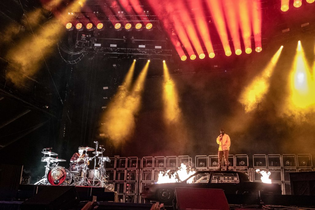 Boston Calling Day 1 Recap: Pomp in Pop