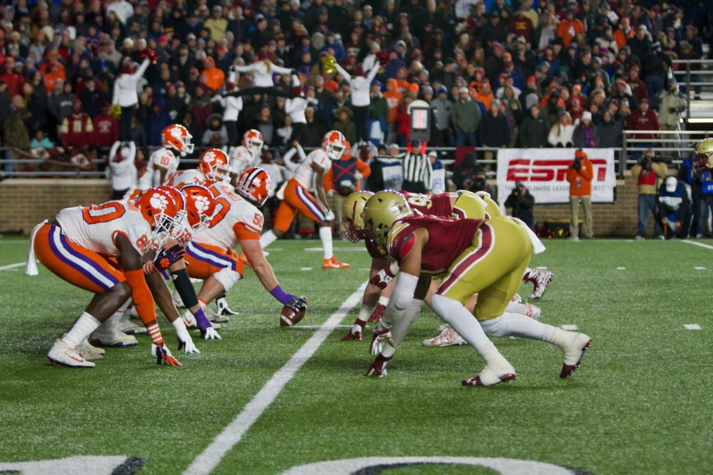 Report: Former Clemson DE Richard Yeargin III to Transfer to Boston College
