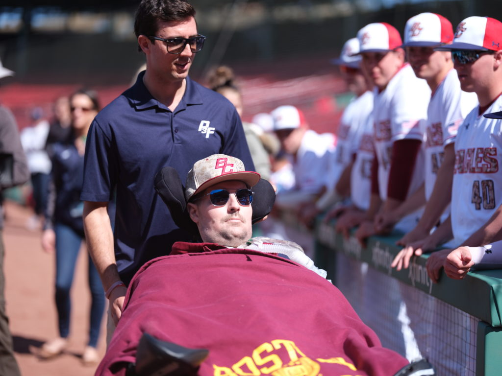 New Harrington Athletics Village Building to be Named After Pete Frates