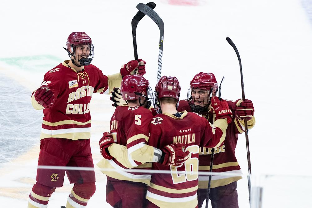 Men's Hockey Releases Complete 2019-20 Schedule