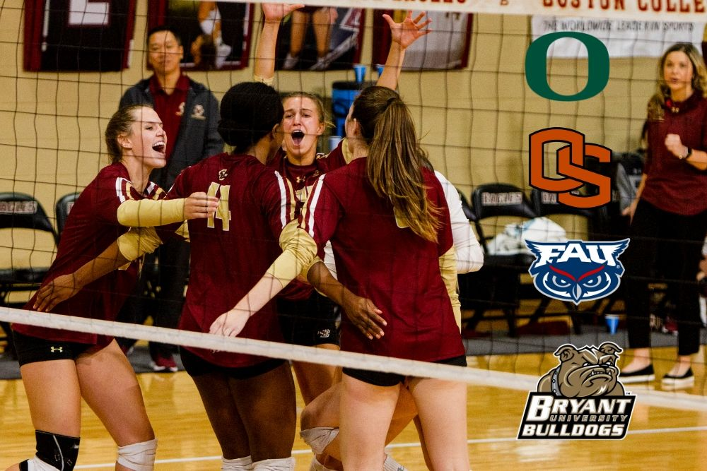 Boston College Volleyball Releases Full 2019 Schedule