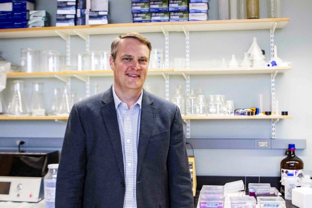 Christianson Rolls out Neuroscience Major Amid Groundbreaking Research