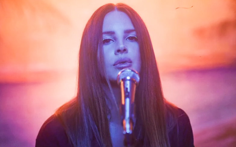 Lana Del Rey Debuts Joint Music Video
