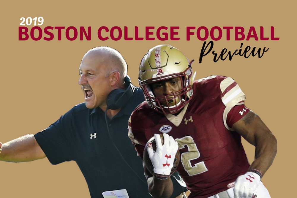 2019 Boston College Football Preview