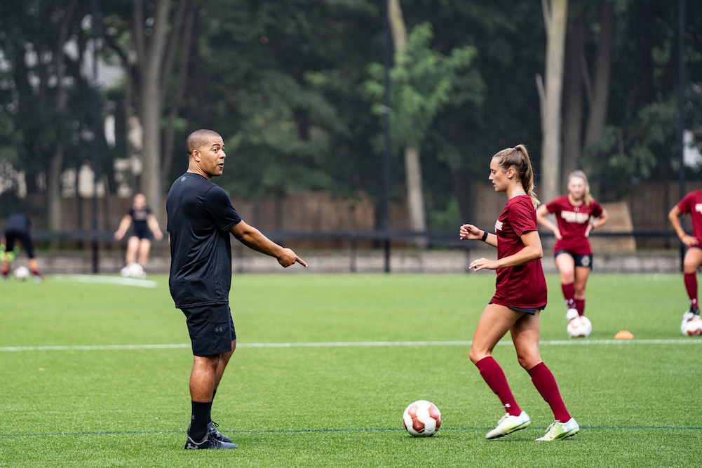 A Position-by-Position Look at the 2019 Women's Soccer Roster