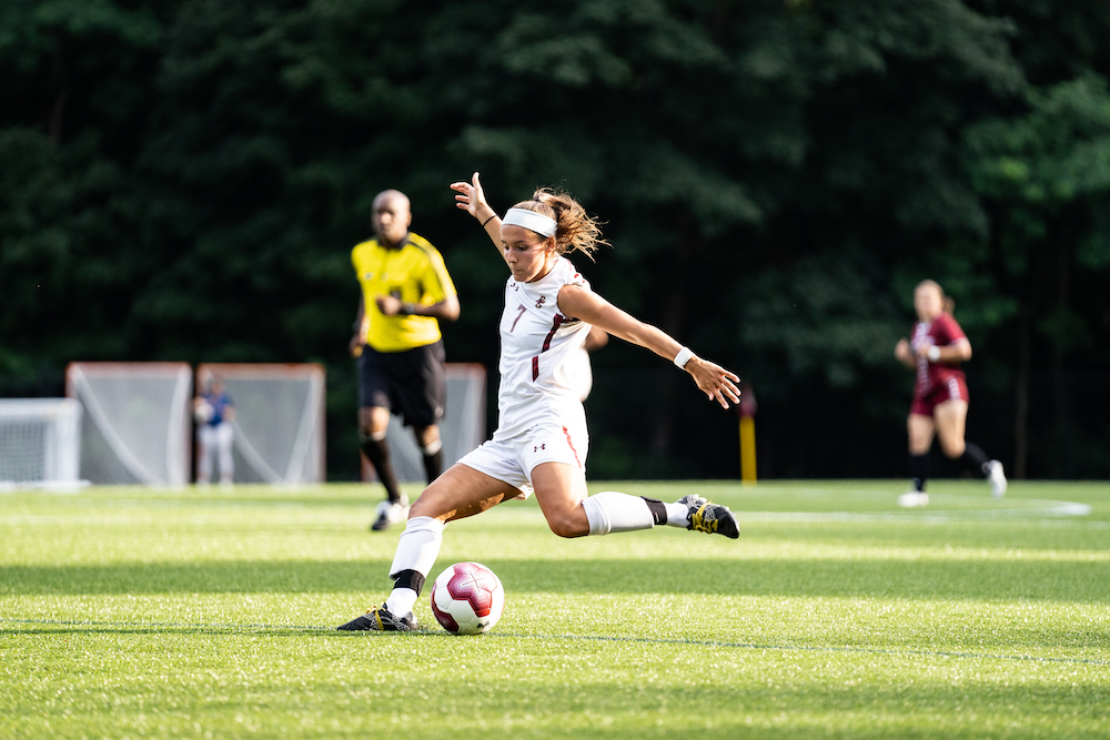 Eagles Close Preseason With Comfortable Win Over UVM