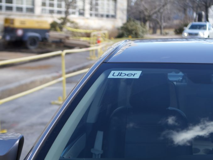 State Legislature Weighs New Taxes for Ride-Sharing Services