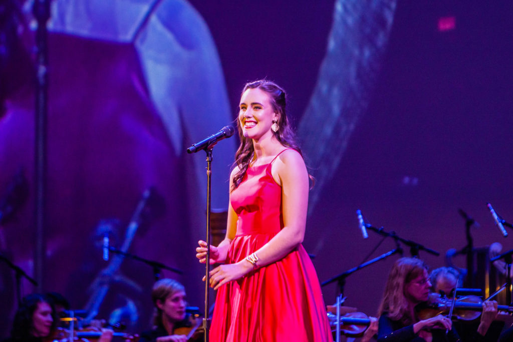In The Room Where It Happens: Marsan Takes on the Pops