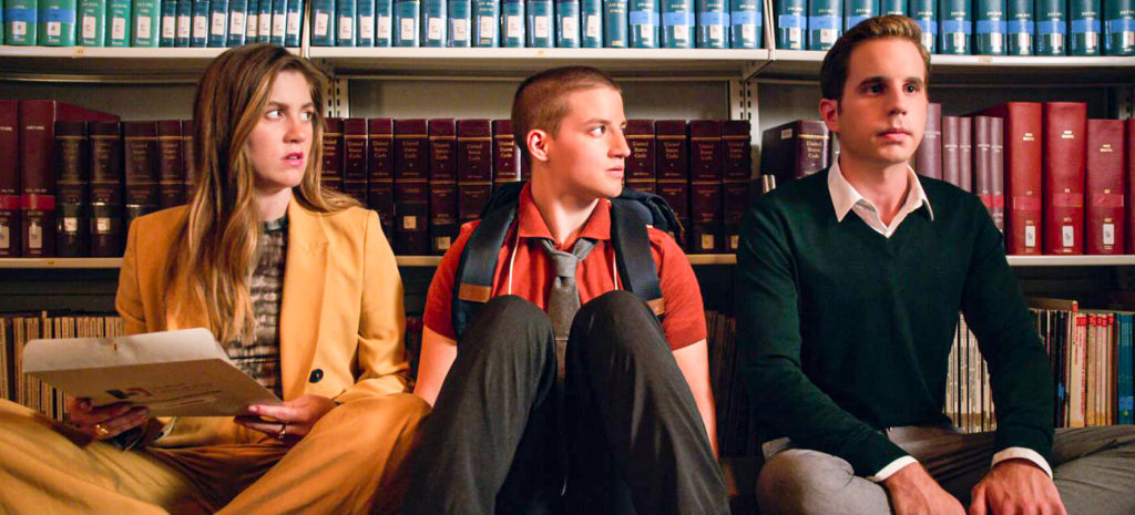 'The Politician' Satirizes High School Power Struggles