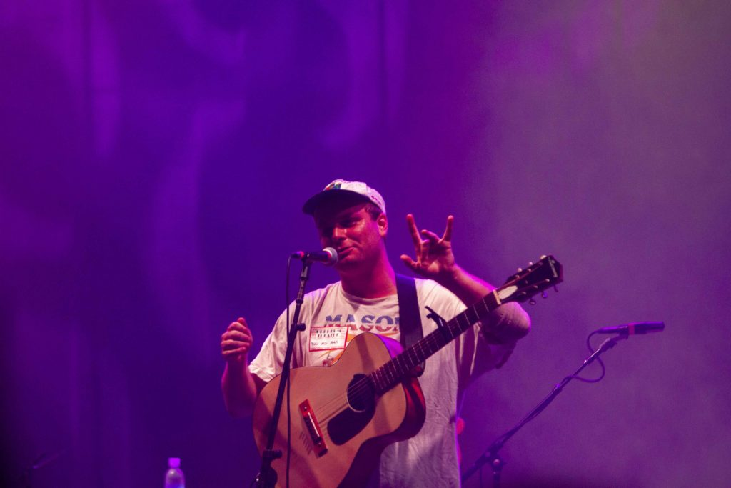Mac DeMarco Charms Orpheum with Guitar Chops, Humor