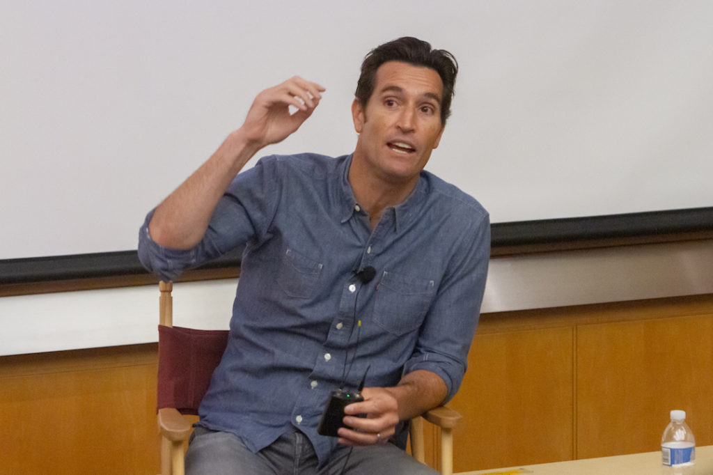 Actor Matthew Del Negro Talks Learning from 10,000 'No's