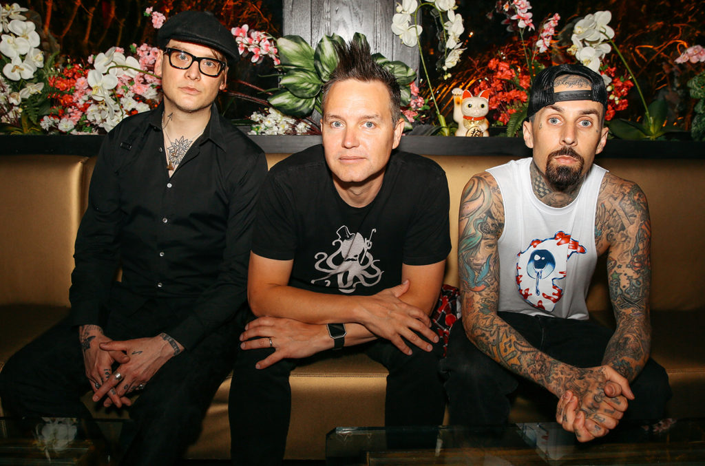 What's Their Age Again? Blink-182 Grows Up on 'NINE'