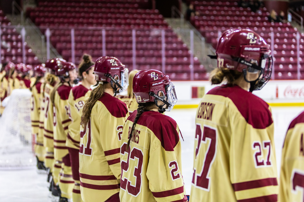 BC to Open Up Season With Exhibition Game Against PWHPA Team