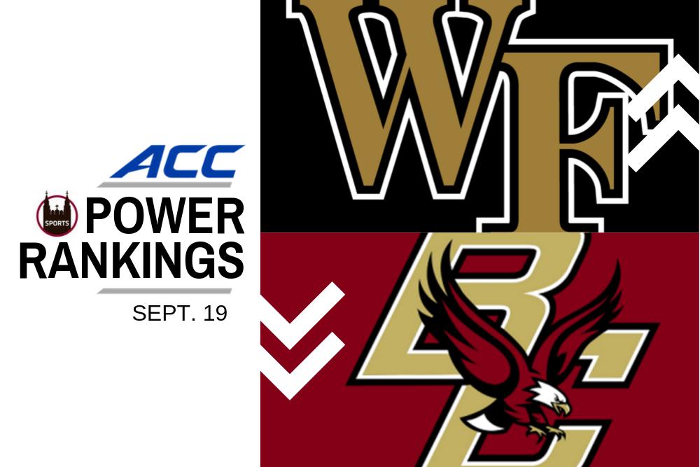 ACC Power Rankings: A No Good, Very Bad Week