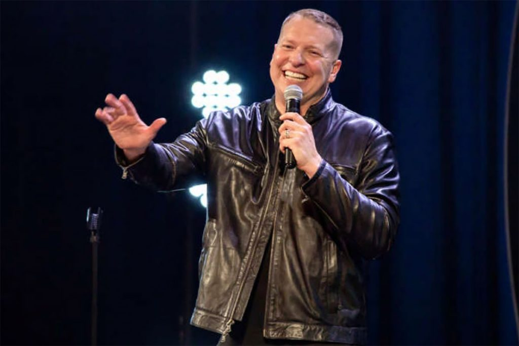 Stand-Up Special Gets Dragged Down by Repetitive Jokes