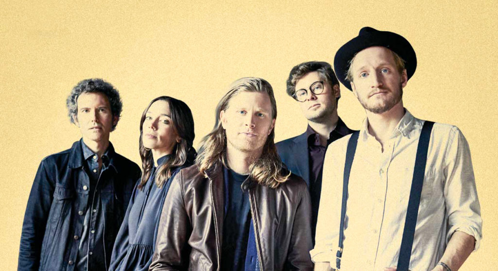 Lumineers Champion Introspective Ballads on Narrative 'III'