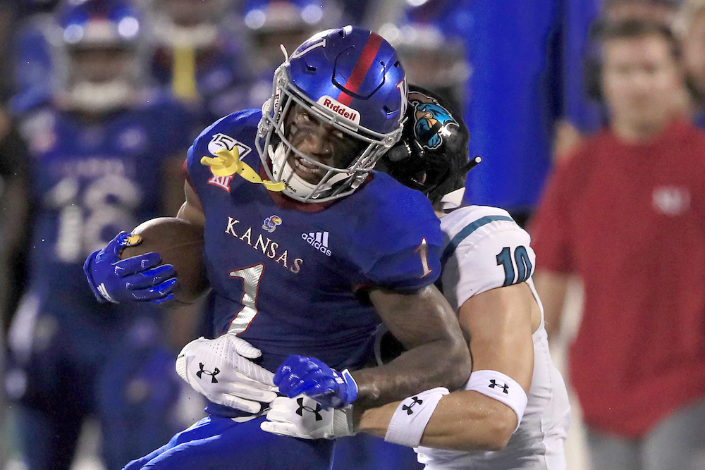 Previewing 2019 Football: vs. Kansas