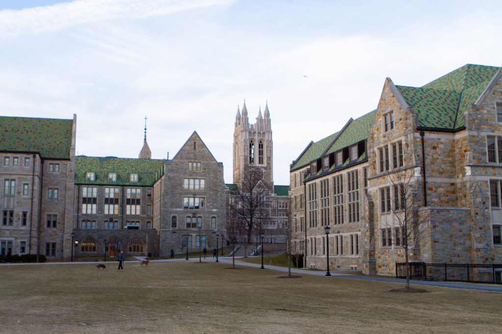 'Wall Street Journal,' 'Times Higher Education' Place BC 59th in College Rankings